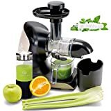 **BRANDNEU** GREEN-PRESS KERAMIK Horizontaler Slow Juicer mit Keramik...